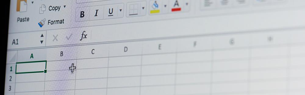 Excel als vervanger voor ERP systeem