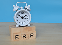 Modernisering van de ERP omgeving